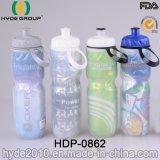 650ml BPA освобождают бутылку питьевой воды спорта Squeez пластичную