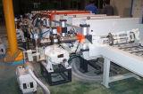Enrouler de bobine de feuille d'acier inoxydable pour/feuille pour couvrir la ligne d'enduit continue, ligne d'enduit titanique continue de PVD