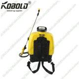 Pulverizador elétrico da trouxa de Kobold do HDPE da bateria da agricultura
