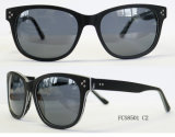 Frame do Eyeglass dos óculos de sol do acetato da laminação