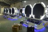 タッチ画面が付いているOculus Dk2のヘッドセットのVrの映画館9dの映画館