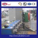 Linea di produzione dell'espulsione del cavo e della fune del silicone