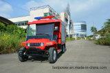 Ce 2 Plazas Attractrions turística Electric camión de bomberos