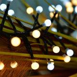 3m 400 LED-Kracher-feenhaftes Zeichenkette-Licht