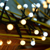 3m 400 LEDs Firecracker Fada Luz de String