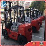 3つのマスターが付いている真新しい中国の杭州の容器のフォークリフト