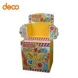 Guarde el papel cartón Mostrar caja de cartón para Retail