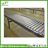 Revêtement de la production standardisée de la machine avec système de transport et la SGS