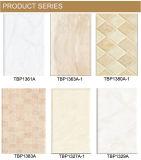 Pavimento non tappezzato della parete di ceramica di marmo della stanza da bagno 300*600 della cucina (38088)