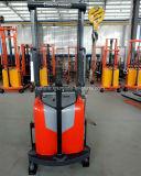 Innolift 쌓아올리는 기계 디자인 또는 손 깔판 트럭에 있는 공장 반 전기 쌓아올리는 기계