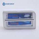 ペンキットを白くする歯を搭載するストリップを白くする自由な過酸化物の歯