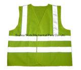 Uve009 100% полиэстер Майка швейной работу костюм рабочий Комбинезон Костюм труда тканью нанесите на светоотражающей одежды