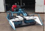 Air-Cooled 5.5Lムギの収穫者つなぎ機械収穫機との9HPガソリン電気開始への6.5HP