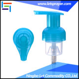 Pompa della gomma piuma, spruzzatore di schiumatura cosmetico di plastica della pompa