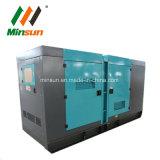 Refroidi par eau 50kVA Groupe électrogène diesel 4 cylindres