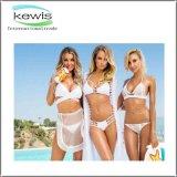Swimwear del bikini di Cotton&Polyester del poliestere di alta qualità