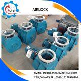 Use a Sew Redutor 201/304/316 Válvula Airlock giratória em aço inoxidável