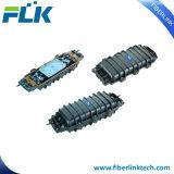 Tipo horizontal de Fosc do cerco da tala da fibra óptica de FTTX FTTH