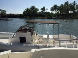 China Liya 8.3m de Boot van de Rib van de Toerist van de Passagier van de Rib van de Vrije tijd