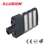 Indicatore luminoso di via di fusione sotto pressione dell'alluminio 150W LED del driver di IP65 Meanwell