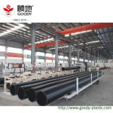 Труба давления HDPE водоснабжения 110mm трубы HDPE полиэтилена высокой плотности