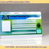 ライセンスのカードはIDのためのPVCを作った