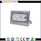 Epistar 220V léger 110V 120&deg ; 85-265V 5 ans de projecteur de la garantie DEL avec Ce/EMC/RoHS pour le stationnement extérieur de lampe
