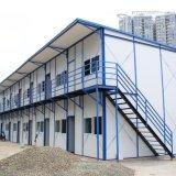 지하실을%s 가진 Prefabricated 가벼운 강철 구조물 집