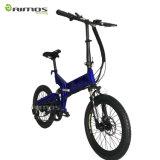 Новый электрический велосипед! батарея Li-иона быстро складывая портативный E-Bike