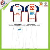 주문을 받아서 만들어진 인도 새로운 디자인 확실한 스포츠 귀뚜라미 Jerseys