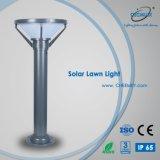 Indicatori luminosi solari commerciali del giardino della colonna di ormeggio solare del LED