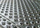 Alluminio del commercio all'ingrosso di prezzi bassi/piatto perforato/di perforazione d'acciaio della maglia