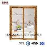 Portelli di alluminio dei fornitori della Cina per il portello scorrevole dei portelli di vetro della cucina