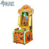 Kind-Münzenspiel-Untergrundbahn Parkour Unterhaltungs-Spiel