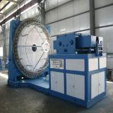 Machine de tressage de boyau de métal flexible