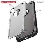 iPhone Xのケースの携帯電話の箱のiPhone Xの贅沢のケースのための耐震性の箱