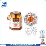印刷のびんのためのカスタム付着力の防水蜂蜜のステッカーのラベル
