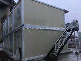 Un style moderne/Préfabriquées Préfabriqués Maison mobile pliable