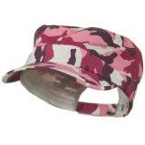 주문 새로운 디자인 위장 모자 8각형 군 육군 모자