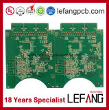 Expertise multicouche de carte de carte à circuit de dispositif de garantie