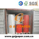 Papier autocopiant réutilisé de carbone de pulpe de pâte de bois non à vendre