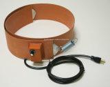 高品質のオイルドラム暖房のための適用範囲が広い電気シリコーンゴムのヒーター