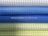 Tissu polyester Tissu antistatique ESD pour les vêtements pour salles blanches