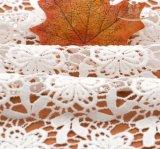 Tessuto di lavoro a maglia di nylon del merletto di 100% a Guangzhou per l'indumento