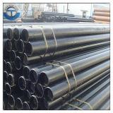 DIN2448 St52 nahtloses schwarzes Kohlenstoffstahl-Rohr-Gefäß für Baumaterialien