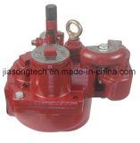 Station de gaz de réservoir de mazout Pompe submersible