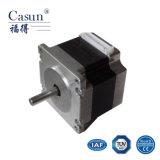 Motor de paso de progresión híbrido aprobado NEMA23 del Ce (los 57SHD0104-25M), tipo motor del conector de 1.8 grados de escalonamiento para la empaquetadora