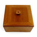غلّة كرم مجوهرات خيزرانيّ [ستورج بوإكس] مستحضر تجميل مجوهرات [سوندريس] صندوق