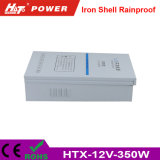 12V 30A 350W 철 방수 LED 가벼운 표시판 Htx