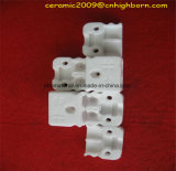 Al2O3 Caja de interruptor de aislamiento de cerámica de la toma de cerámica